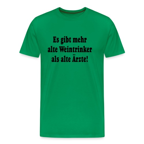 Bacchus 23 - Männer Premium T-Shirt