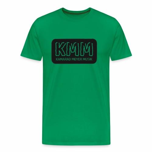 Logo Kamarad Meyer Musik - Männer Premium T-Shirt