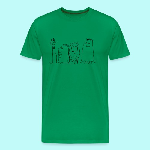 4 SportsGeister - Männer Premium T-Shirt