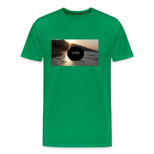 Mousepad - Männer Premium T-Shirt