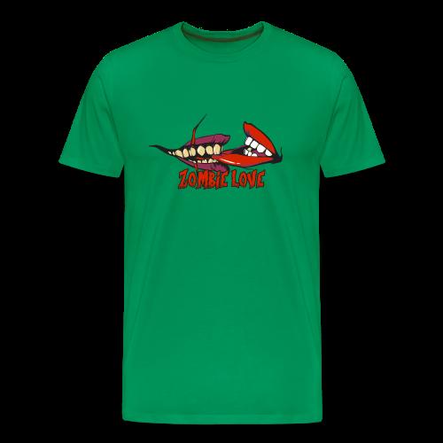 ZOMBIE LOVE - Camiseta premium hombre
