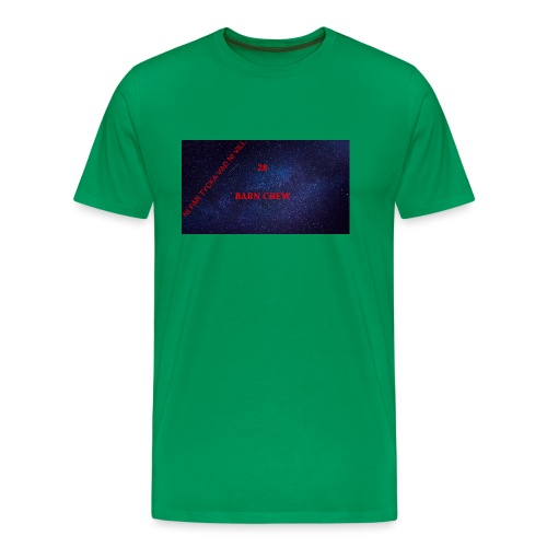 FÖR KOLLA BARN - Premium-T-shirt herr