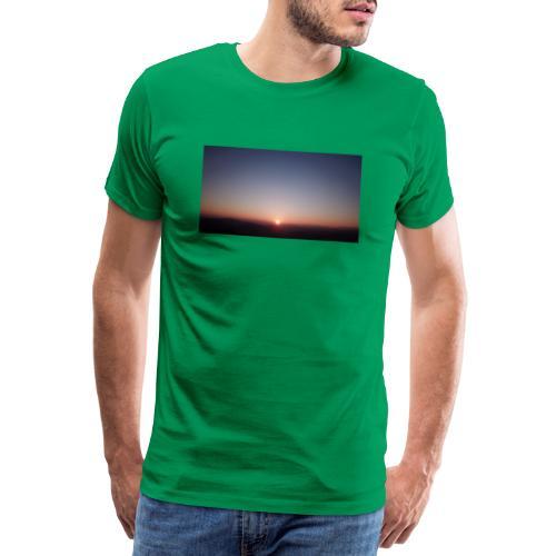 SONNENAUFGANG - Männer Premium T-Shirt