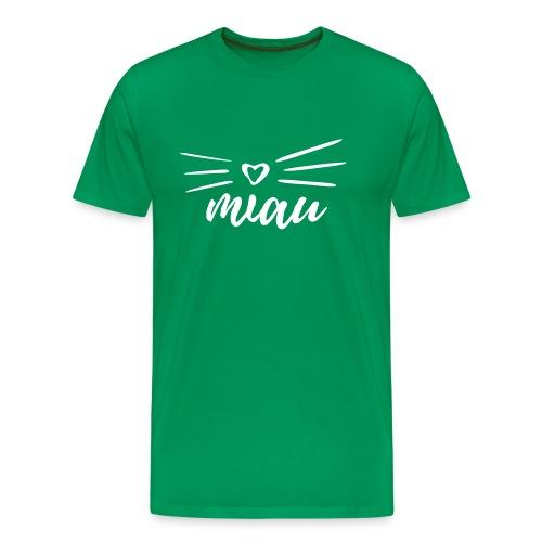 Vorschau: miau - Männer Premium T-Shirt