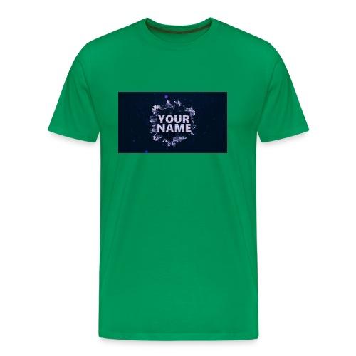 BRAYAN - Premium-T-shirt herr
