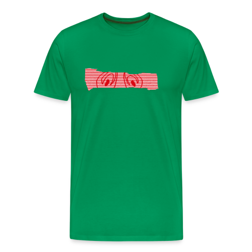 abderyckie linie - Koszulka męska Premium