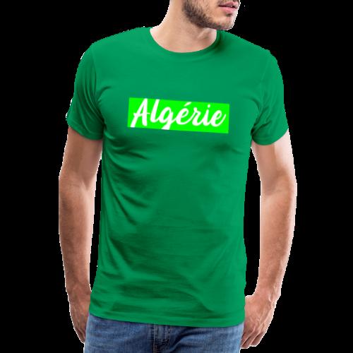 Algérie - T-shirt Premium Homme