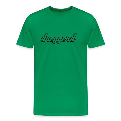 dreggerd - Männer Premium T-Shirt