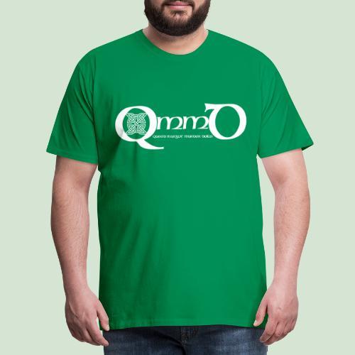 QmmD Logo - Männer Premium T-Shirt