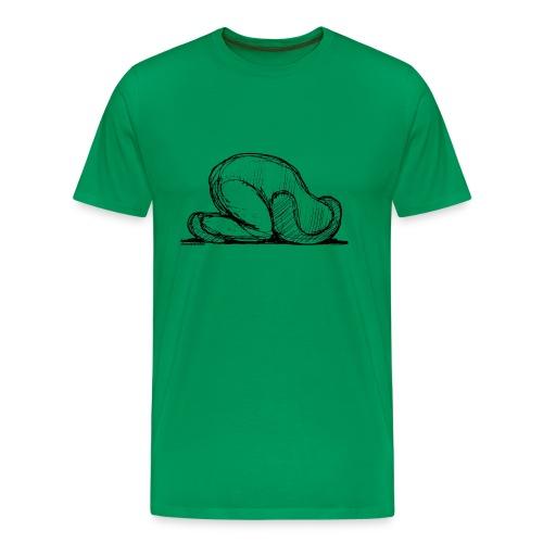 Figur - Männer Premium T-Shirt