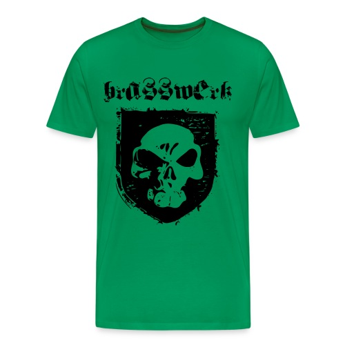 brasswerk1 - Männer Premium T-Shirt