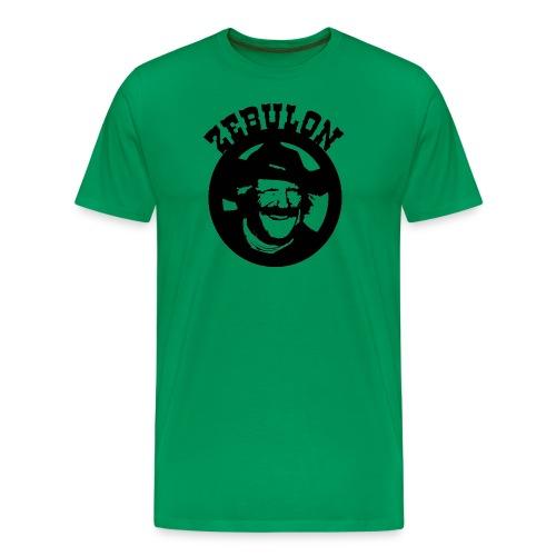 ZEBULON - Camiseta premium hombre