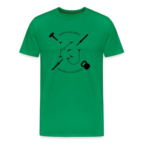#AHNO2016 - Premium-T-shirt herr