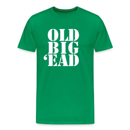 oldbigead - Men's Premium T-Shirt