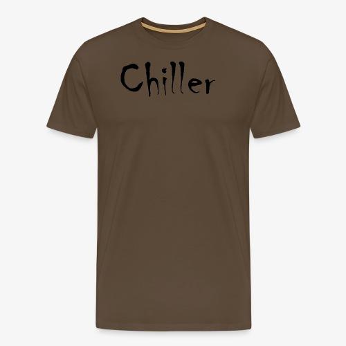 Chiller da real - Mannen Premium T-shirt