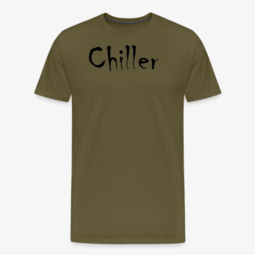 Chiller da real - Mannen Premium T-shirt