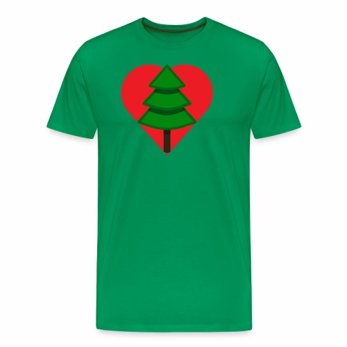 Luv trees! - Men's Premium T-Shirt