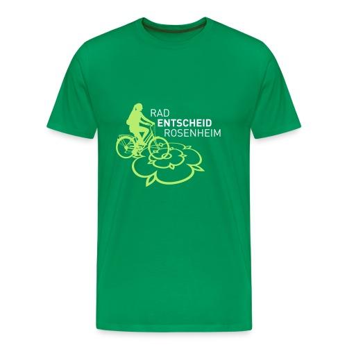 Frauen_Logo grün - Männer Premium T-Shirt