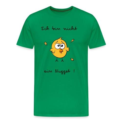 ich bin nicht ein nugget - T-shirt Premium Homme