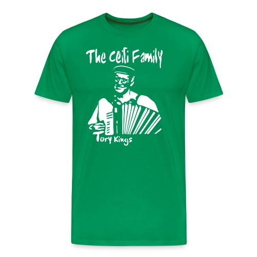 tory kings pfade - Männer Premium T-Shirt