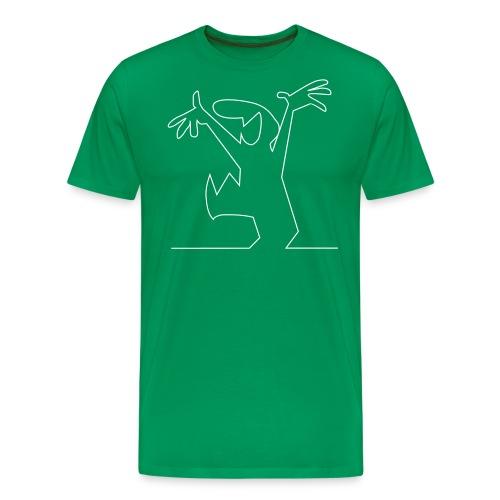 lalinea - Männer Premium T-Shirt