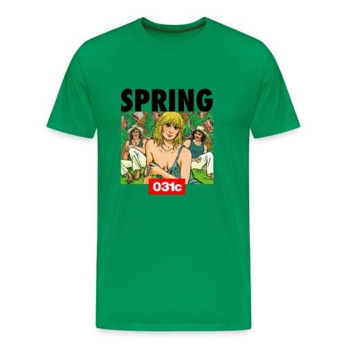 spring - T-shirt Premium Homme