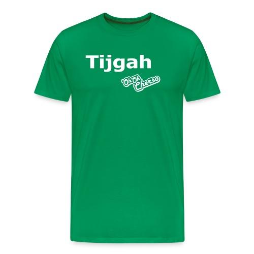 tig - Mannen Premium T-shirt