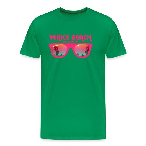 Venice Beach Los Angeles - Men's Premium T-Shirt