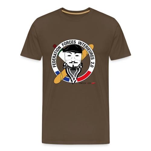 FFi Anonymous - T-shirt Premium Homme