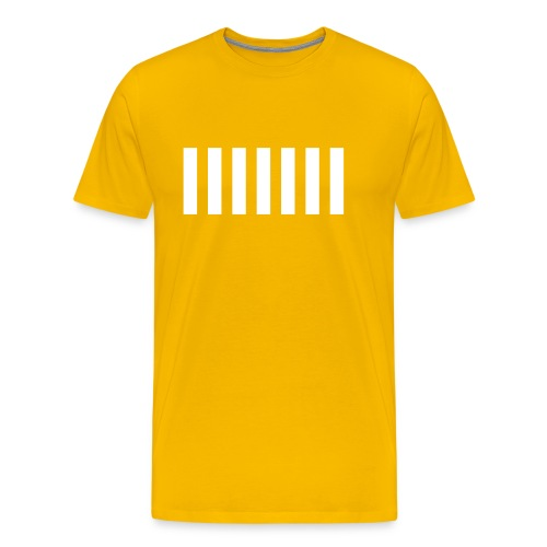 fundaalmohadabarras - Camiseta premium hombre