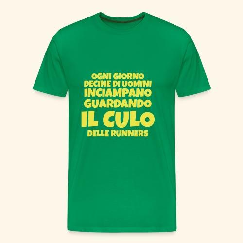 Tema Ironico _ Ogni Giorno - Maglietta Premium da uomo