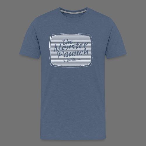 The Monster Paunch (white) - Männer Premium T-Shirt