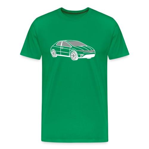 Civic - Men's Premium T-Shirt