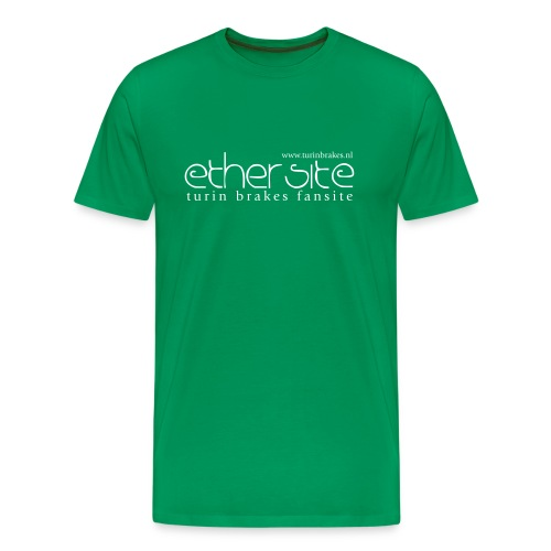 etherwb - Men's Premium T-Shirt