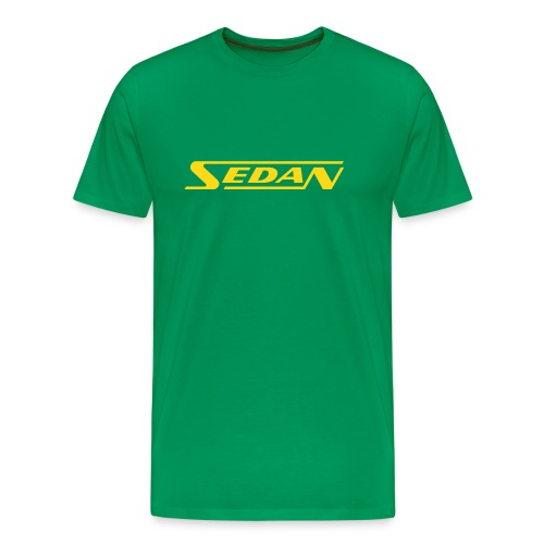 logosedan - T-shirt Premium Homme