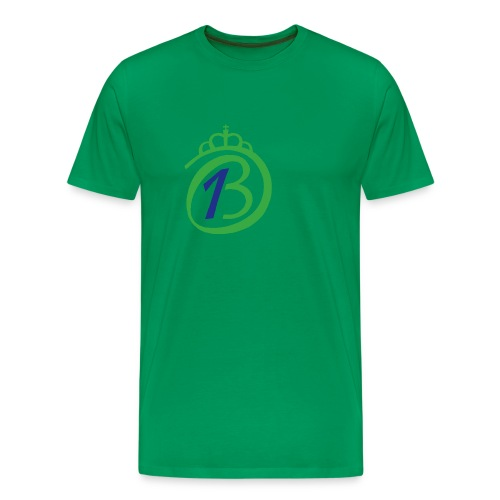 Logo Por nuestro Betis - Camiseta premium hombre