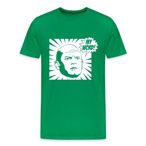 wilkins 2a - Men's Premium T-Shirt
