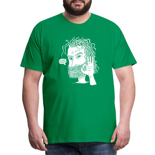 I LIKE SYNTH - Men's Premium T-Shirt