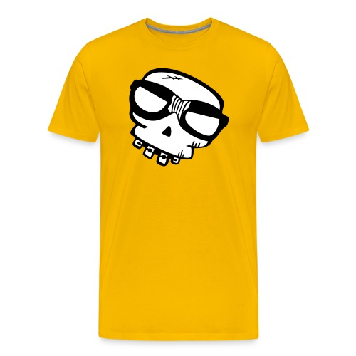 kenfred - Premium T-skjorte for menn