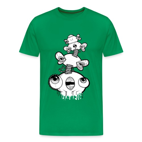 mydogjelly - Men's Premium T-Shirt