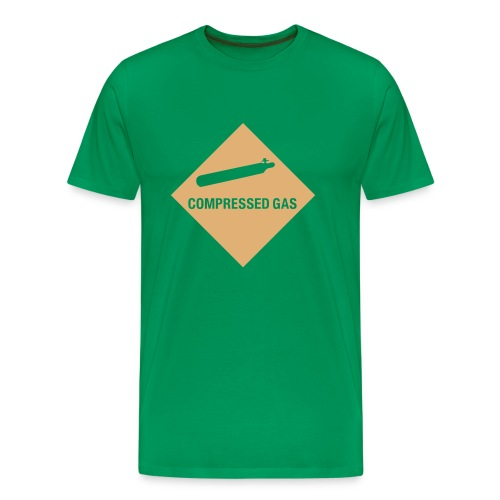 Compressed Gas - Men's Premium T-Shirt