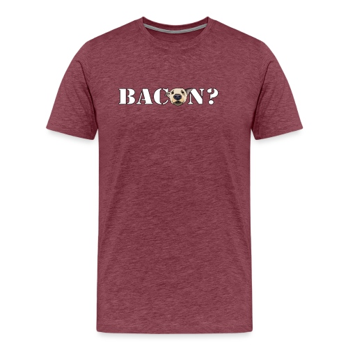 baconsmall - Men's Premium T-Shirt