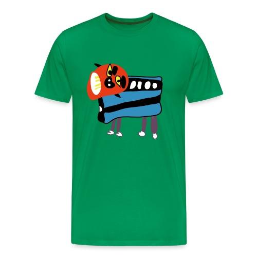 Shi Shi - Mannen Premium T-shirt