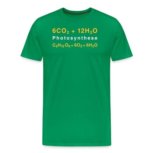 Photosynthese - Männer Premium T-Shirt