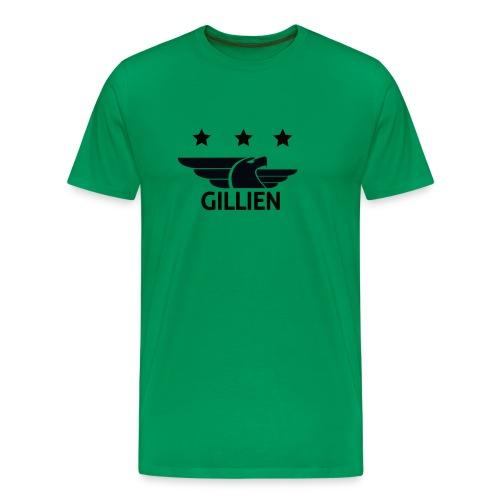GILLIEN CASUAL WEAR - Premium T-skjorte for menn