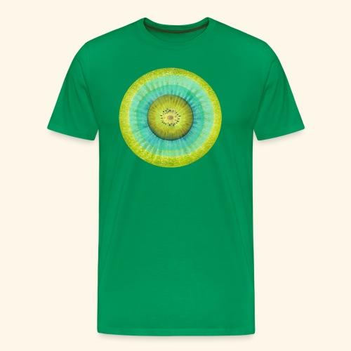 kiwi🥝🥝🥝 - Mannen Premium T-shirt