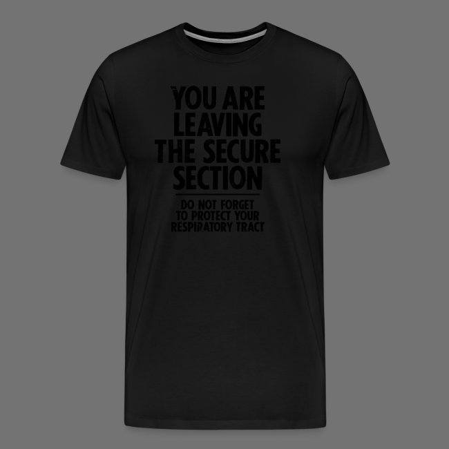 Secure Section (black)