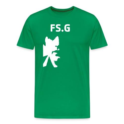 frankfaceinv - Männer Premium T-Shirt