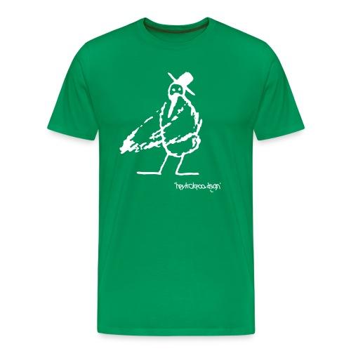 hpykckpoo dsgn - Männer Premium T-Shirt