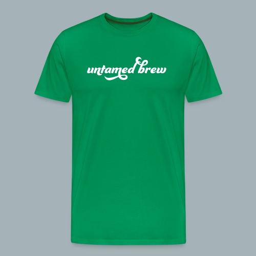 2018 Untamed Brew - Mannen Premium T-shirt